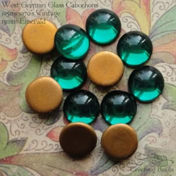 13mm emerald