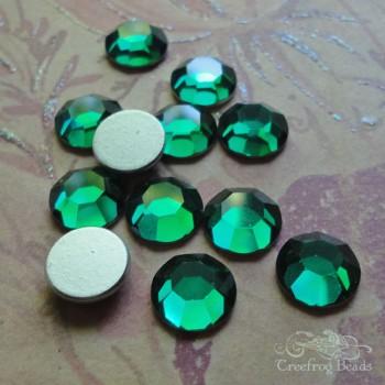 Swarovski art 2000 emerald